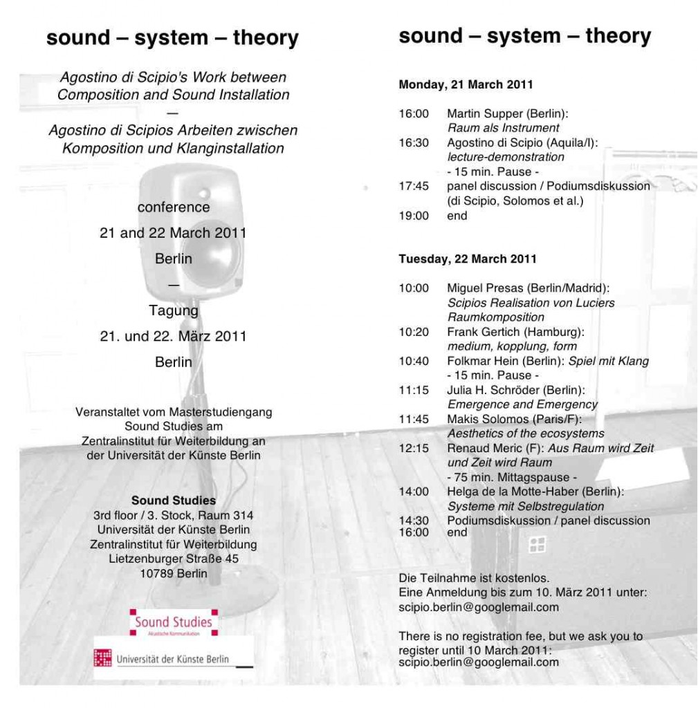 Flyer_sound system theory